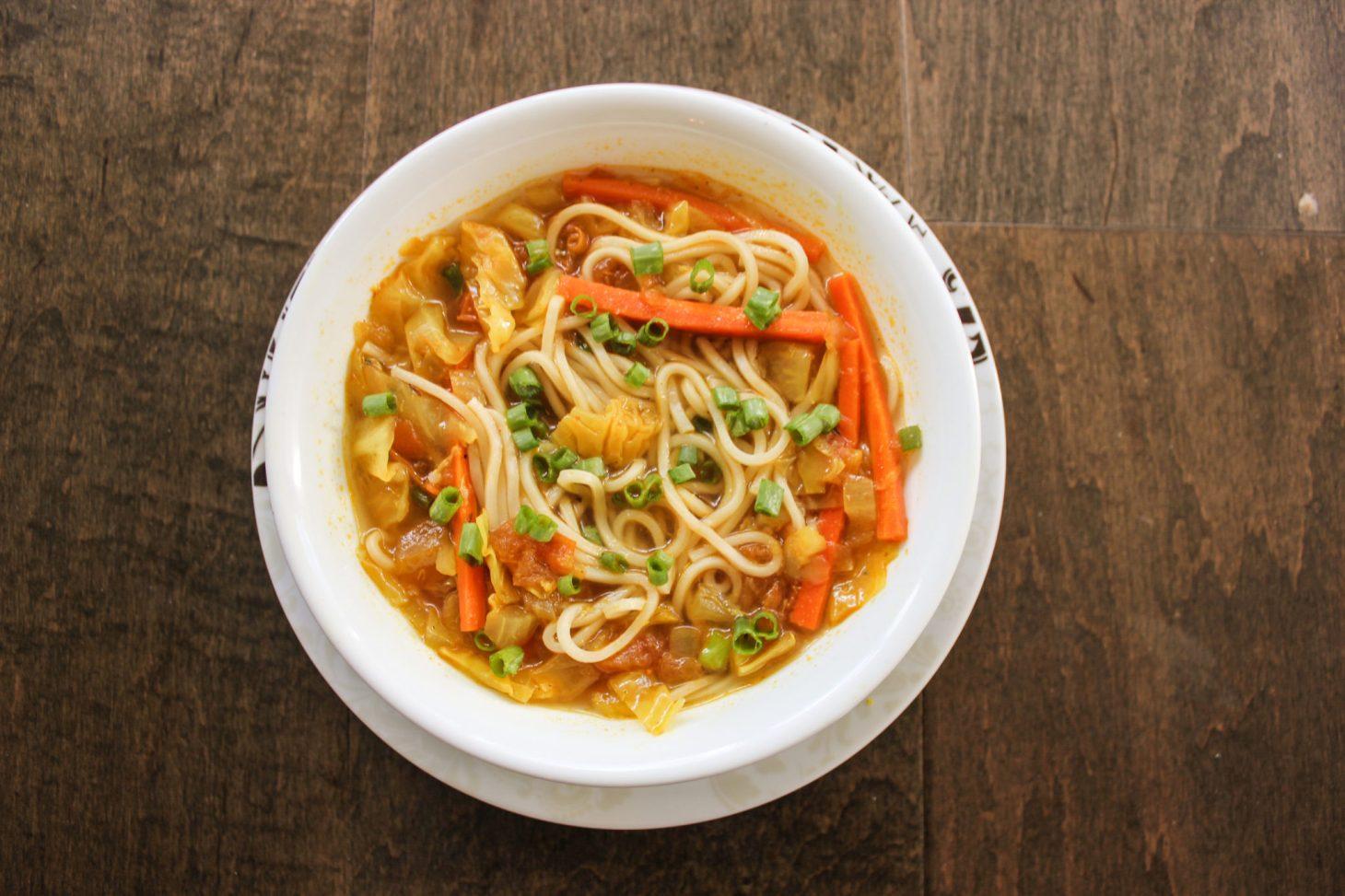 Thukpa (Soup)