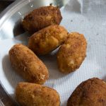 Aloo chop (Potato Patties)